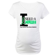 I Need A Cure CELIAC DISEASE Shirt