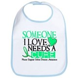 Needs A Cure CELIAC DISEASE Bib