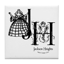 Jackson Heights Tile Coaster