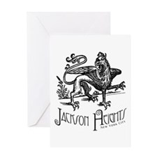 Jackson Heights, NY Greeting Card