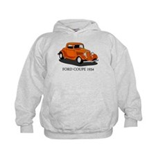 Ford Coupe 1934 Hoody