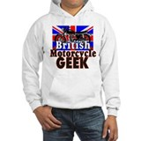 British Bike Geek Jumper Hoody