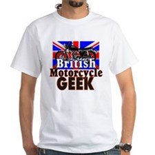 British Bike Geek Shirt