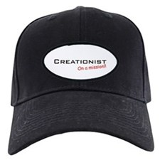 Creationist / Mission! Baseball Hat