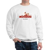 Mistletoe NGO Holiday Sweatshirt