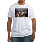 Truth and Wisdom: Socrates Fitted T-Shirt