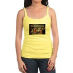 Truth and Wisdom: Socrates Jr. Spaghetti Tank