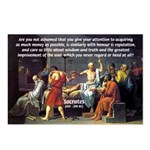 Truth and Wisdom: Socrates Postcards (Package of 8