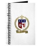 HERAUT Family Crest Journal