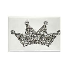 Unique Sparkly Rectangle Magnet (100 pack)