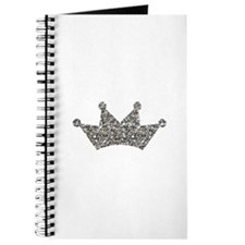 Cute Tiara Journal