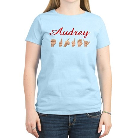 Audrey Women's Light T-Shirt