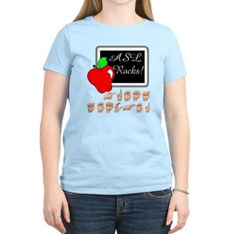 Great Teacher Female Women's Light T-Shirt