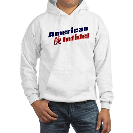 American Infidel (eagle) Hooded Sweatshirt