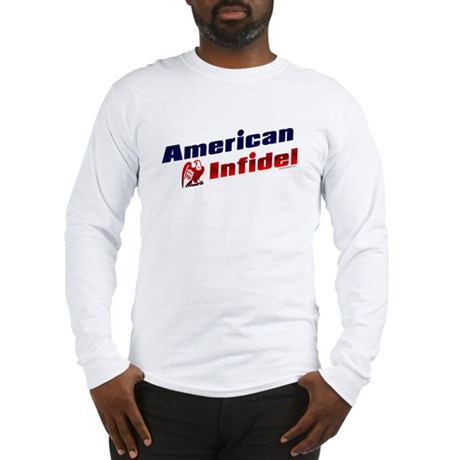 American Infidel (eagle) Long Sleeve T-Shirt