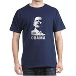 Barack Obama 2008 - Stencil Dark T-Shirt 2