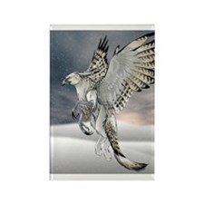 Cute Griffin Rectangle Magnet