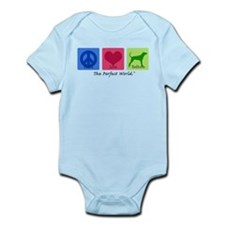 Peace Love Redbone Infant Bodysuit