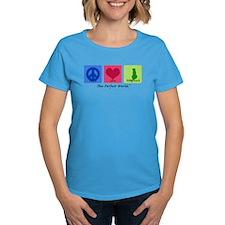 Peace Love Ridgeback Tee