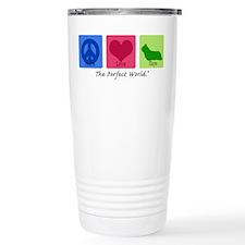 Peace Love Skye Travel Mug