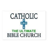Catholic Bible Church Postcards (Package of 8)