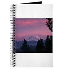 Mt Rainier Journal