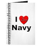 I Love Navy Journal