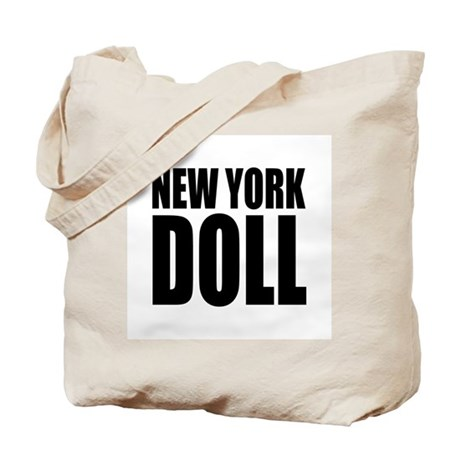 New York Doll Tote Bag