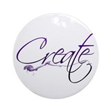 Create Ornament (Round)