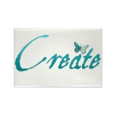 Create Rectangle Magnet (100 pack)