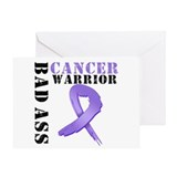 Hodgkin'sLymphoma Warrior Greeting Card