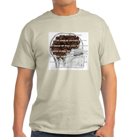 Caffeine Mantra: Light T-Shirt