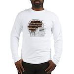 Caffeine Mantra: Long Sleeve T-Shirt