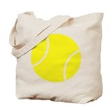 tennis ball Tote Bag
