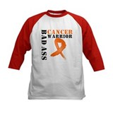 Bad Ass Leukemia Warrior Tee