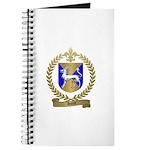 HURET Family Crest Journal