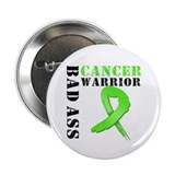"BadAss LymphomaWarrior 2.25"" Button"