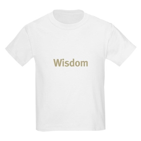 Wisdom Kids Light T-Shirt