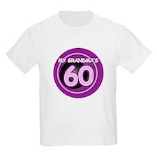 Grandma Is 60 T-Shirt