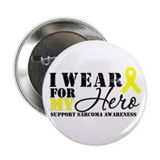 "Sarcoma Hero 2.25"" Button"