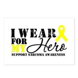 Sarcoma Hero Postcards (Package of 8)