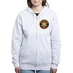 Guam Marshal Women's Zip Hoodie