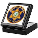 Guam Marshal Keepsake Box