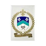 GILBERT Family Crest Rectangle Magnet (100 pack)