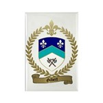 GILBERT Family Crest Rectangle Magnet (10 pack)