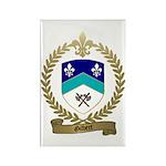 GILBERT Family Crest Rectangle Magnet (10 pack)