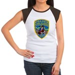 Nome Police Women's Cap Sleeve T-Shirt