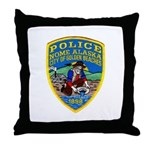 Nome Police Throw Pillow