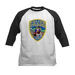 Nome Police Kids Baseball Jersey
