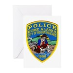 Nome Police Greeting Cards (Pk of 20)